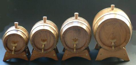 Wooden Barrel Taps Wine Tank Spouts Amp Glass Jar Spigots