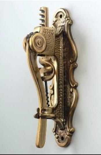 brass corkscrews. Black Bedroom Furniture Sets. Home Design Ideas